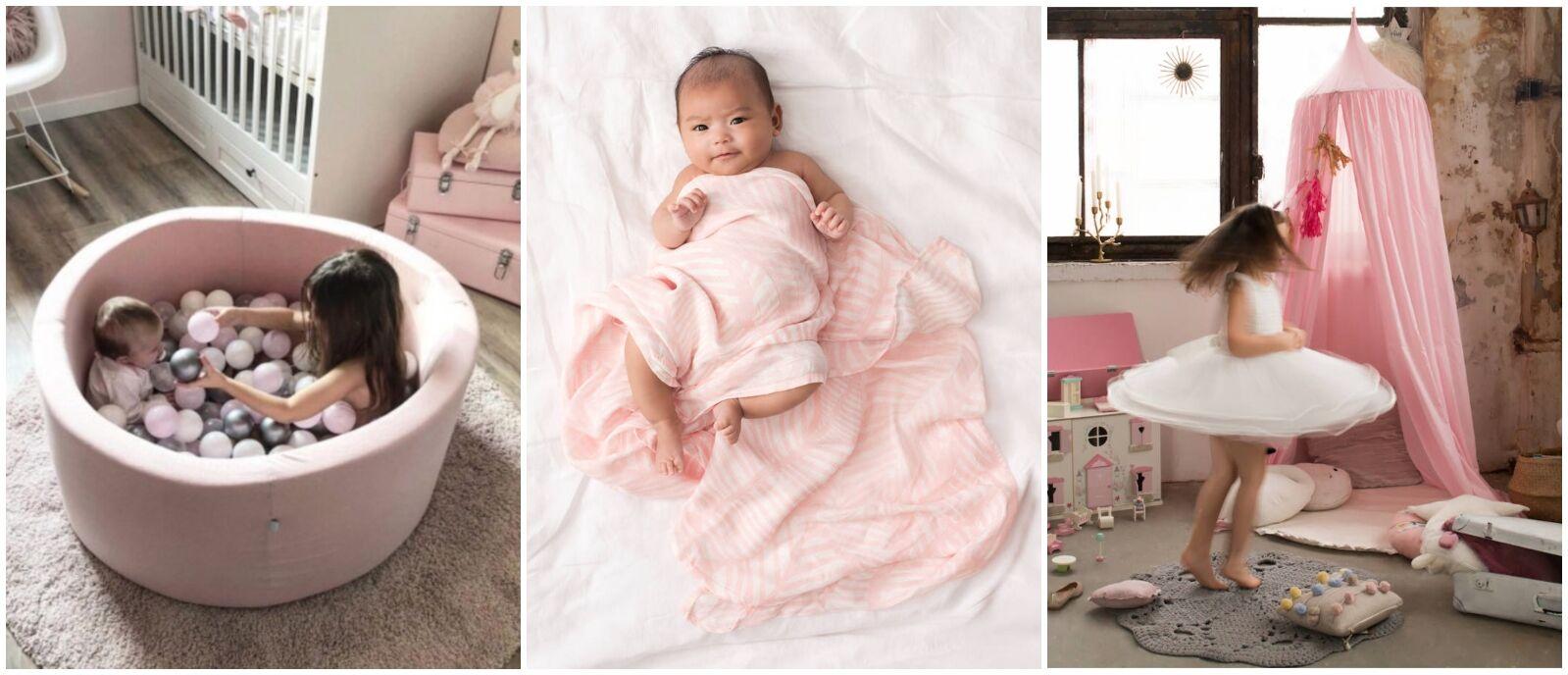 rózsaszín termékek