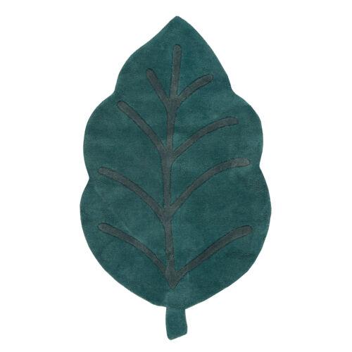 Zöld levél alakú szőnyeg - Lilipinso
