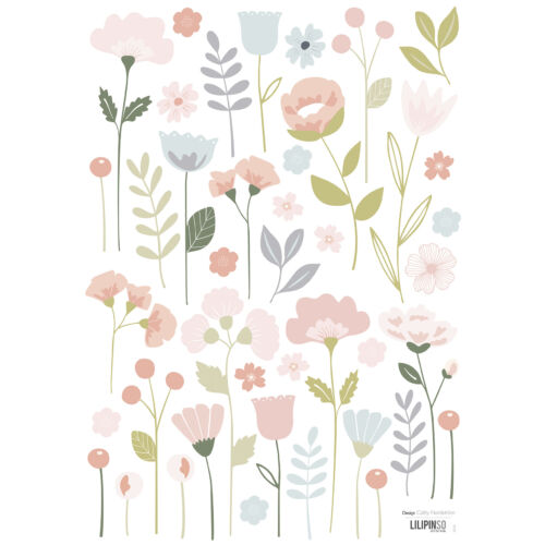 """Virágok"" falmatrica, Lilipinso"