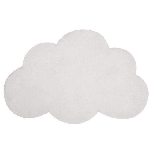 Lilipinso fehér felhő alakú szőnyeg