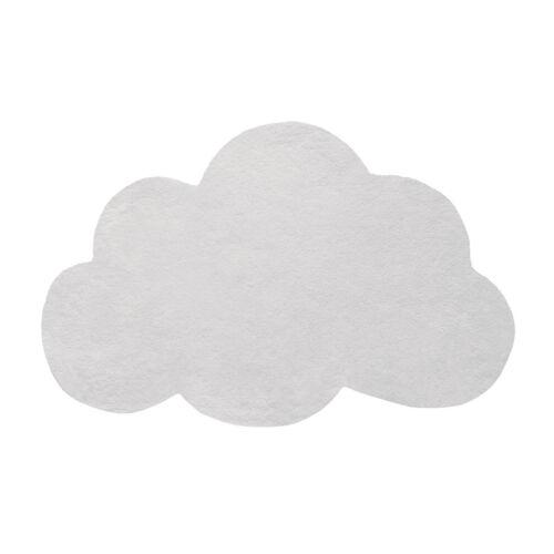 Felhő alakú szőnyeg - halvány szürke, Lilipinso