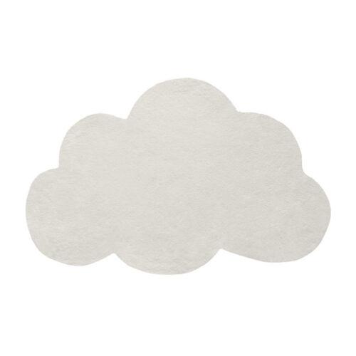 Felhő alakú szőnyeg - szürkés bézs, Lilipinso