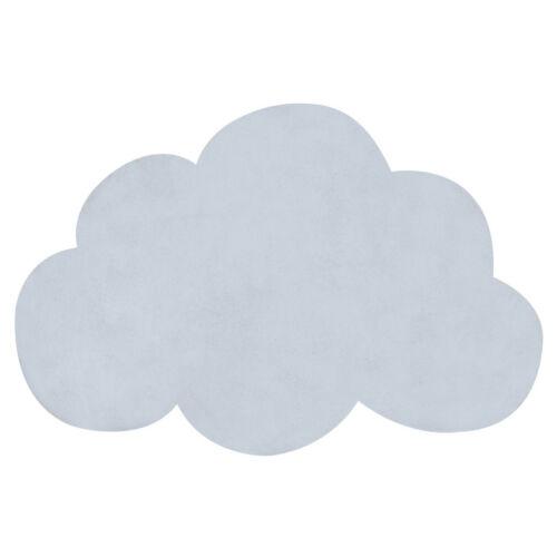 Felhő alakú szőnyeg - világos kék, Lilipinso