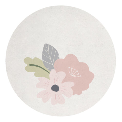 Virágos szőnyeg - kör alakú, Lilipinso