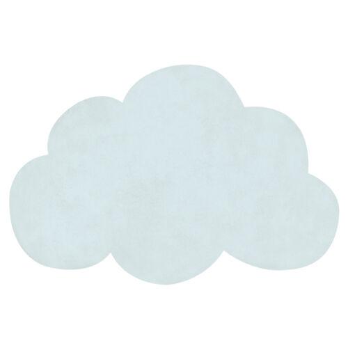 világos menta felhő alakú szőnyeg