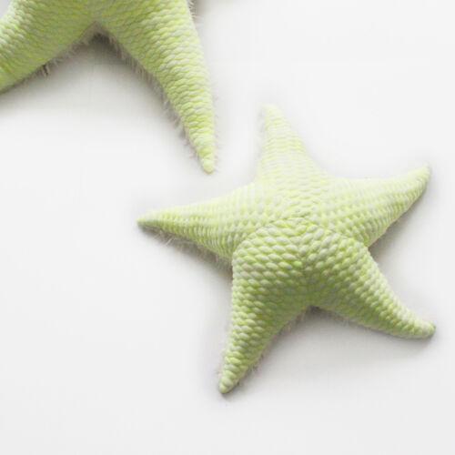 Tengeri csillag - neon, kicsi (BigStuffed)