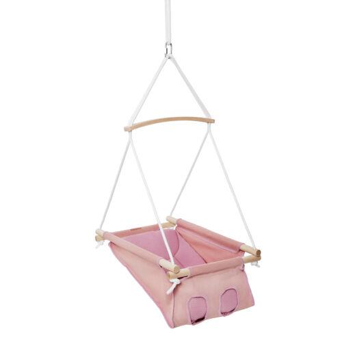 Rózsaszín Adamo babahinta