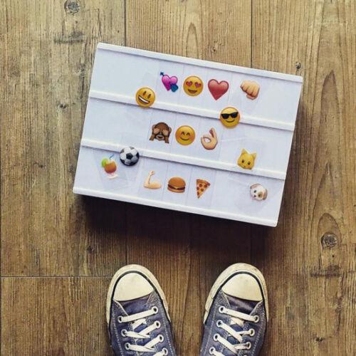LEDR Light Boxhoz extra emoji karakter készlet