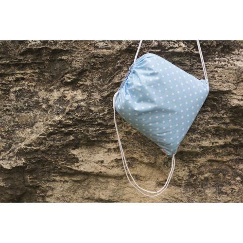 Kék csillagos útravaló hátizsák, Little Stars