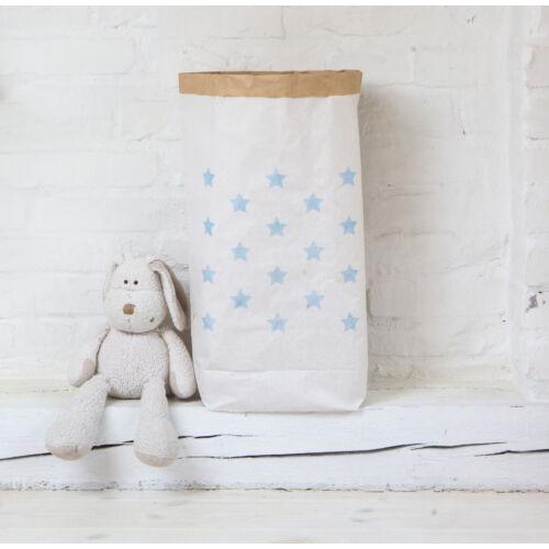 Kék csillagos papírzsák, Little Stars