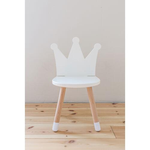 Gyerek kis szék - koronás