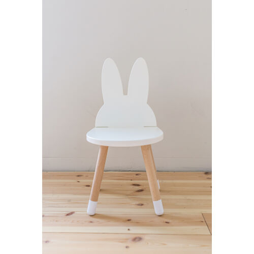 Gyerek kis szék - nyuszis