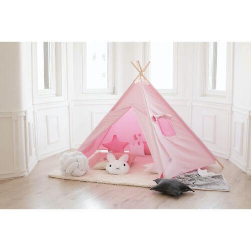 Rózsaszín indián sátor, többféle méretben (Siller baby)