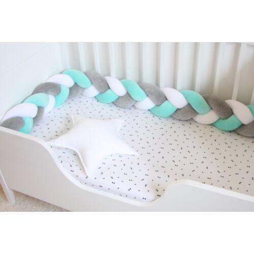 Fonott rácsvédő, Mix&Match (vegyes színekben és méretben), Siller baby