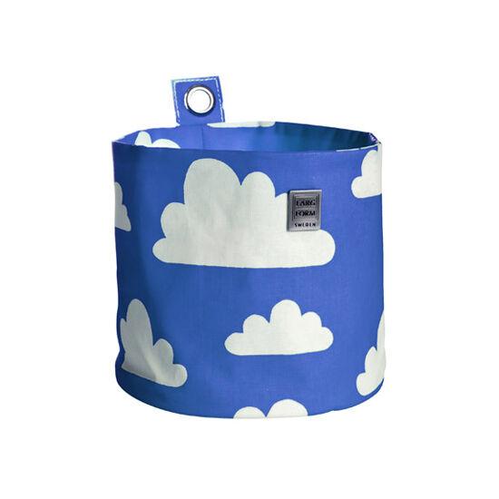 Kék felhős felakasztható tárolók, Farg&Form