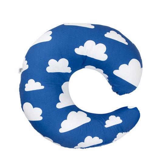 Kék felhős szoptatós párna, Farg&Form