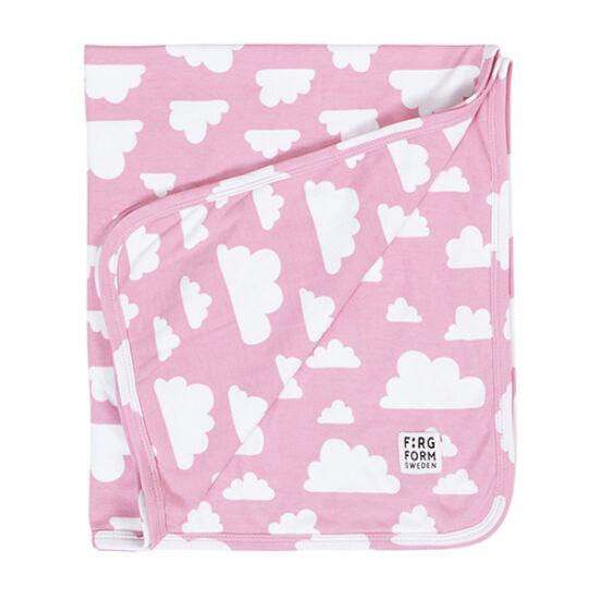 Rózsaszín felhős babatakaró, Farg&Form