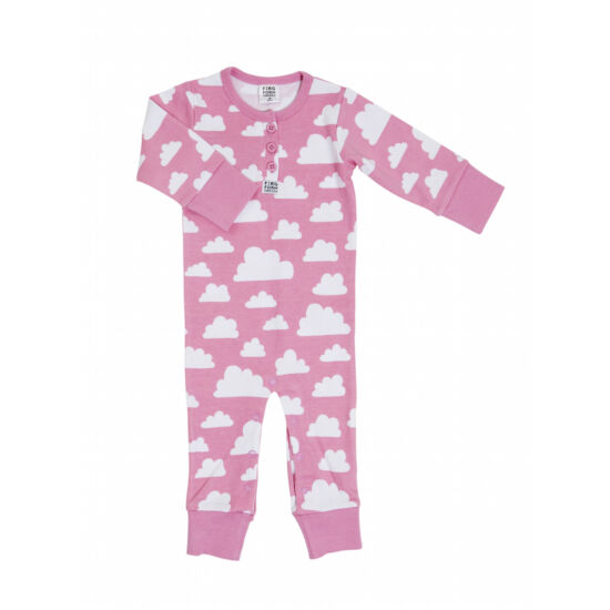 Rózsaszín felhős gyerek pizsama, Farg&Form