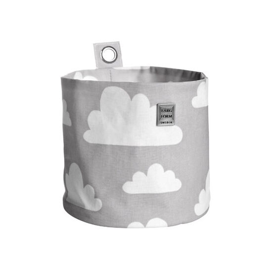Szürke felhős felakasztható tárolók, Farg&Form