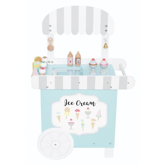 JaBaDaBaDo fagyi bolt / fagylaltos kocsi