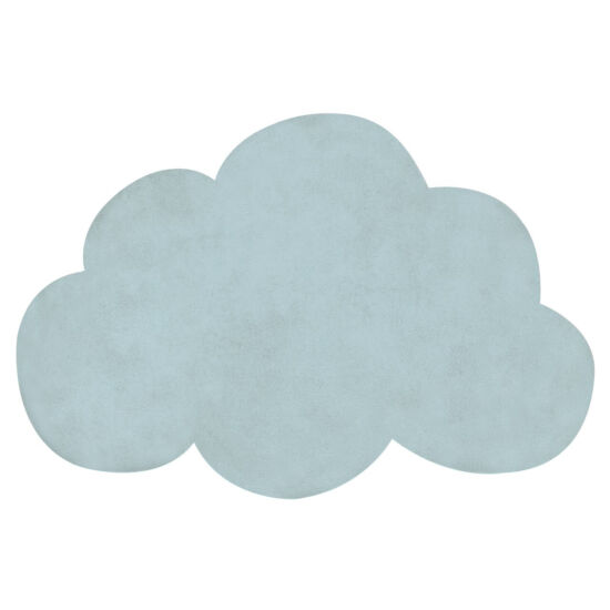 Felhő alakú szőnyeg - menta, Lilipinso