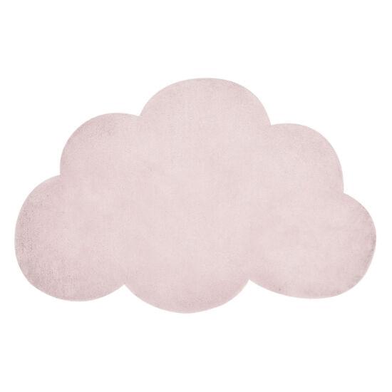 Felhő alakú szőnyeg - púder rózsaszín, Lilipinso