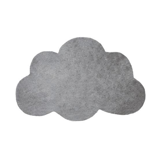 Felhő alakú szőnyeg - szürke, Lilipinso