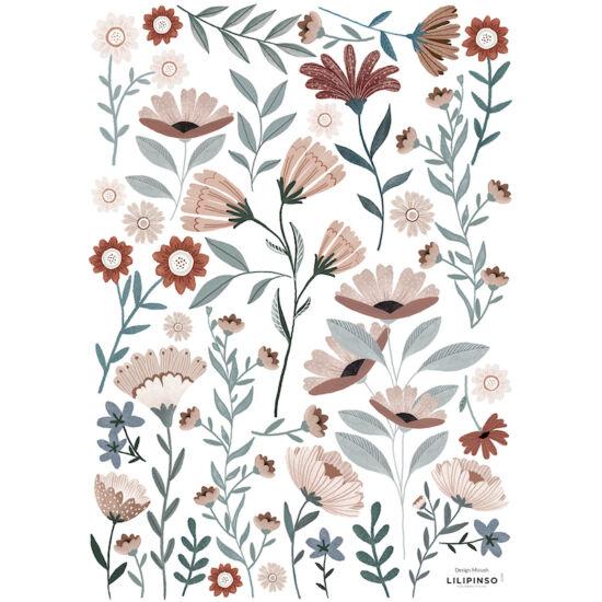 tengeri virágok falmatrica