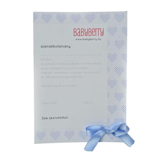 babyberry ajándékutalvány