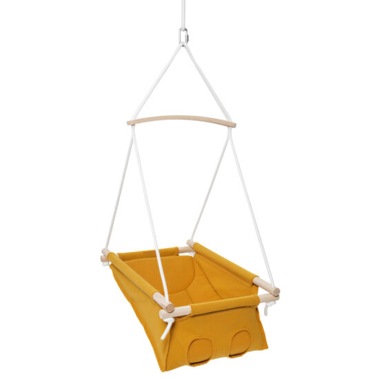Adamo babahinta, mustár sárga