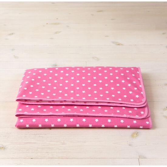 Pink csillagos takaró, Little Stars