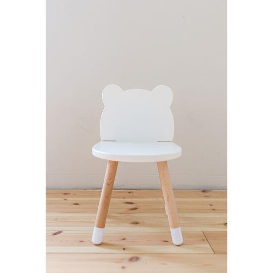 Gyerek kis szék - macis