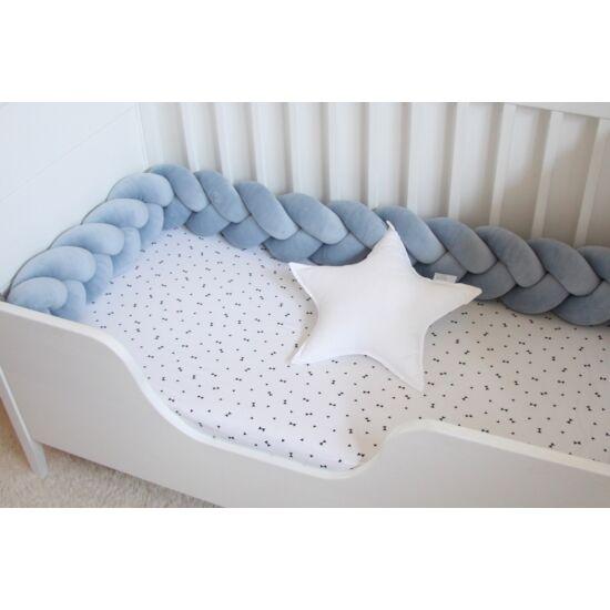 Fonott rácsvédő, vízkék / búzavirág kék (Siller baby)