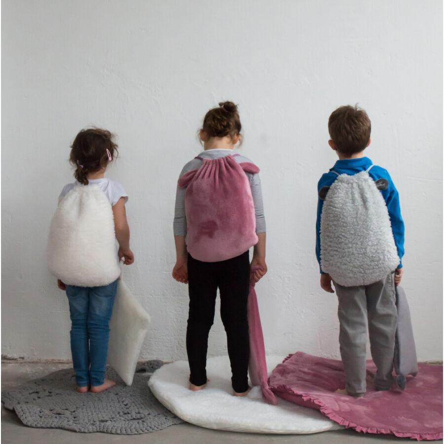 Kép 1 3 - Szürke fülecskés gyerek hátizsák 0f22749b1b