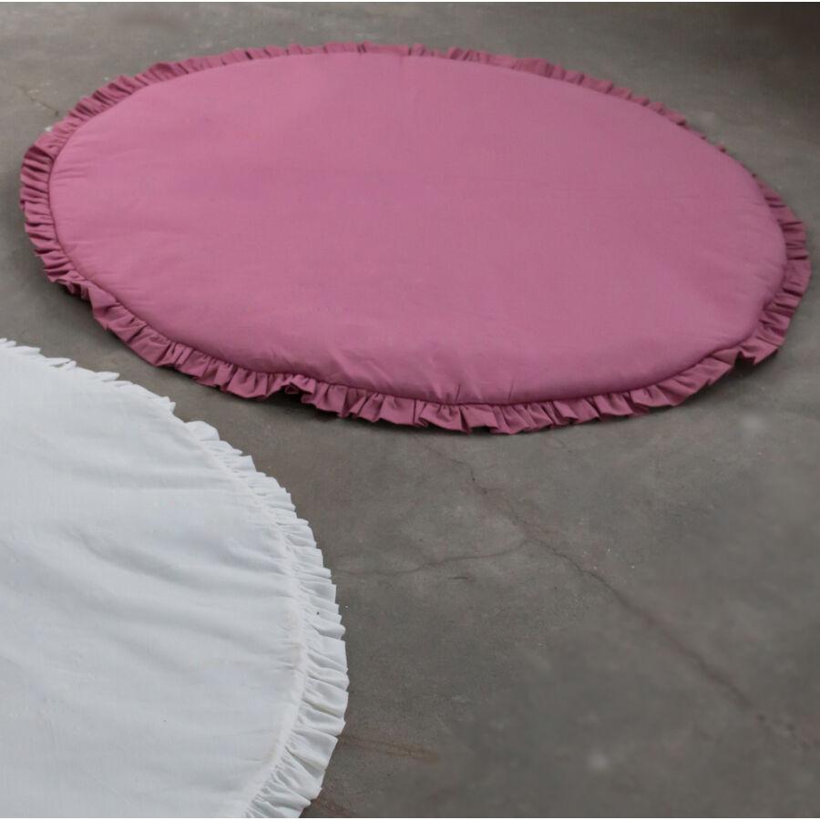 Mályva fodros kör szőnyeg a0544e629a